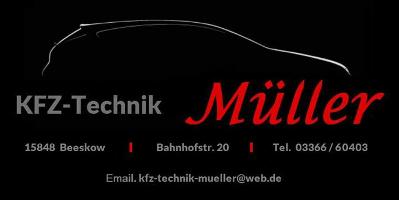 KFZ-Technik Müller